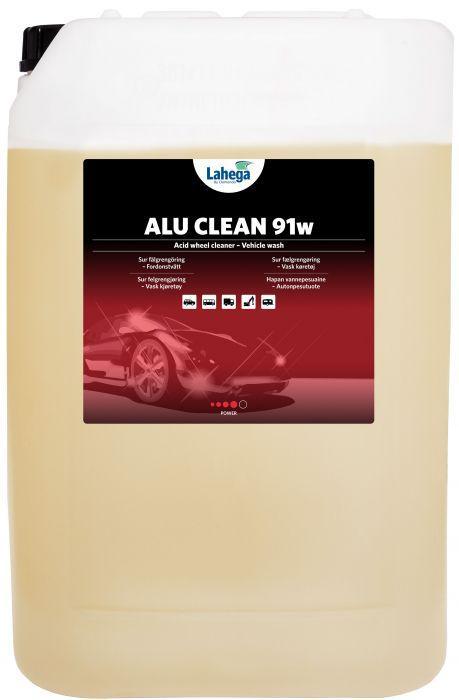Alu clean 91W - Alu Clean 91W