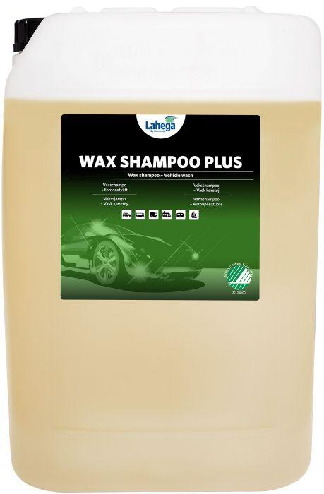 Wax Shampoo plus