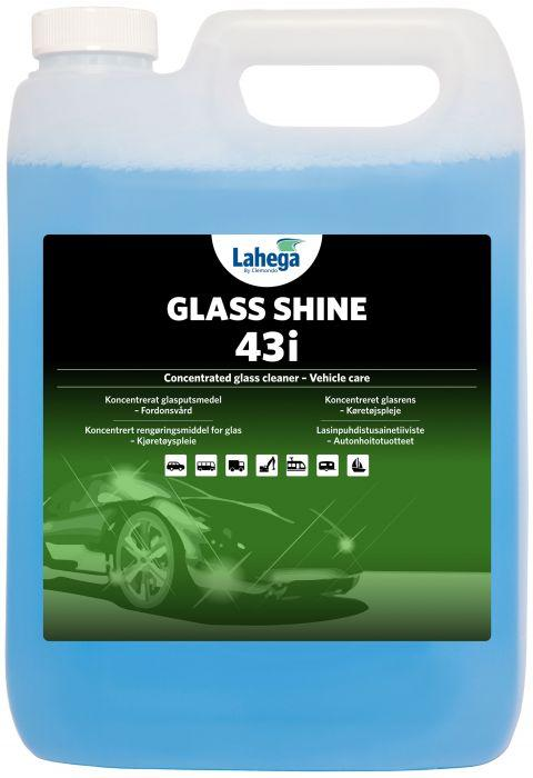 Glass Shine 43i