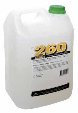 pro fabric protection 260