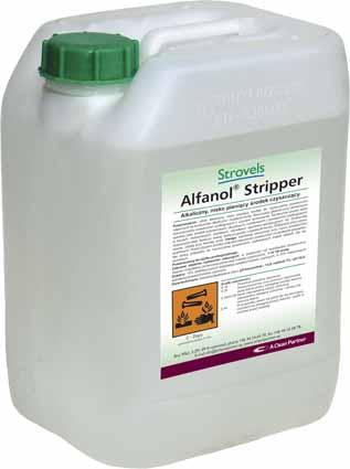 Alfanol Stripper - Alfanol Stripper