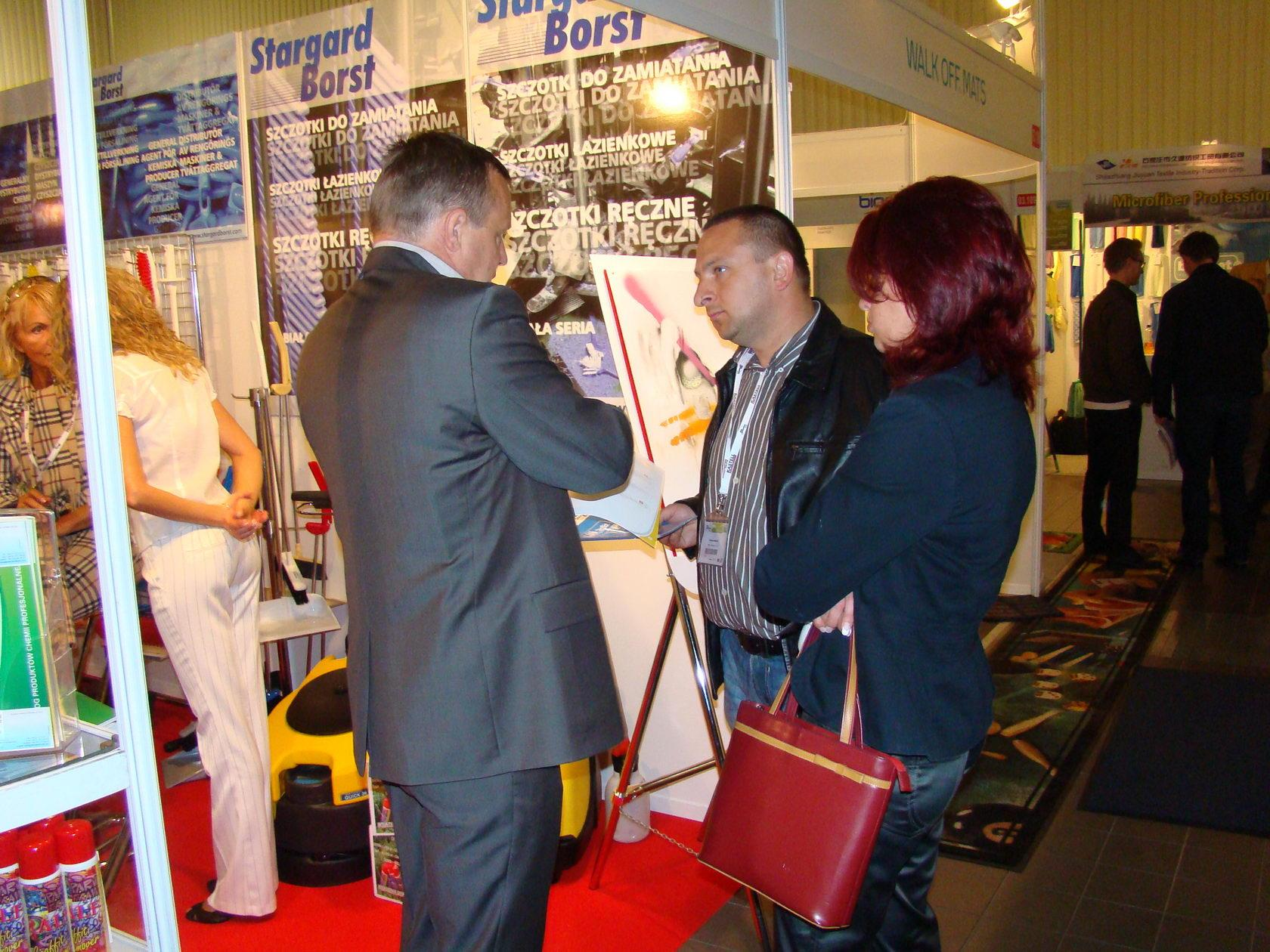 ISSA Interclean 2009 12 - Galeria
