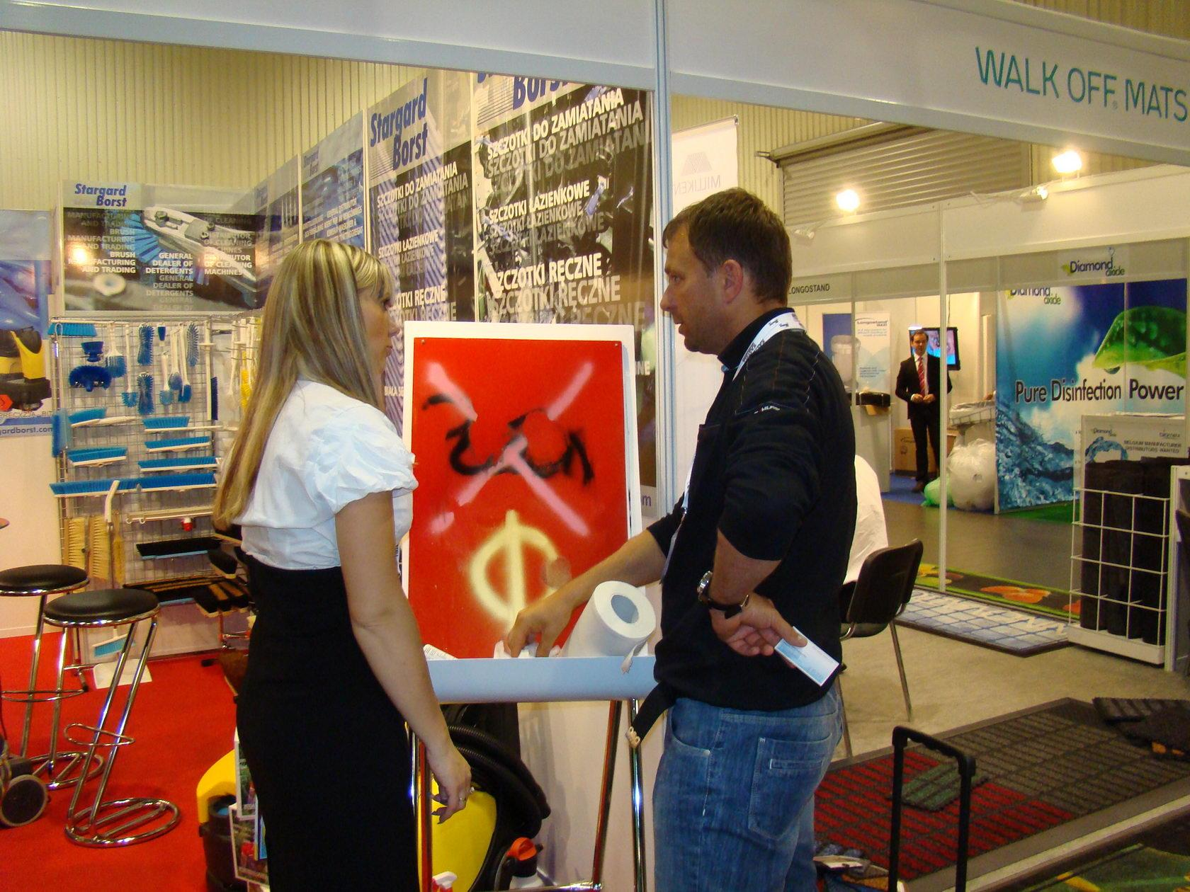 ISSA Interclean 2009 14 - Galeria