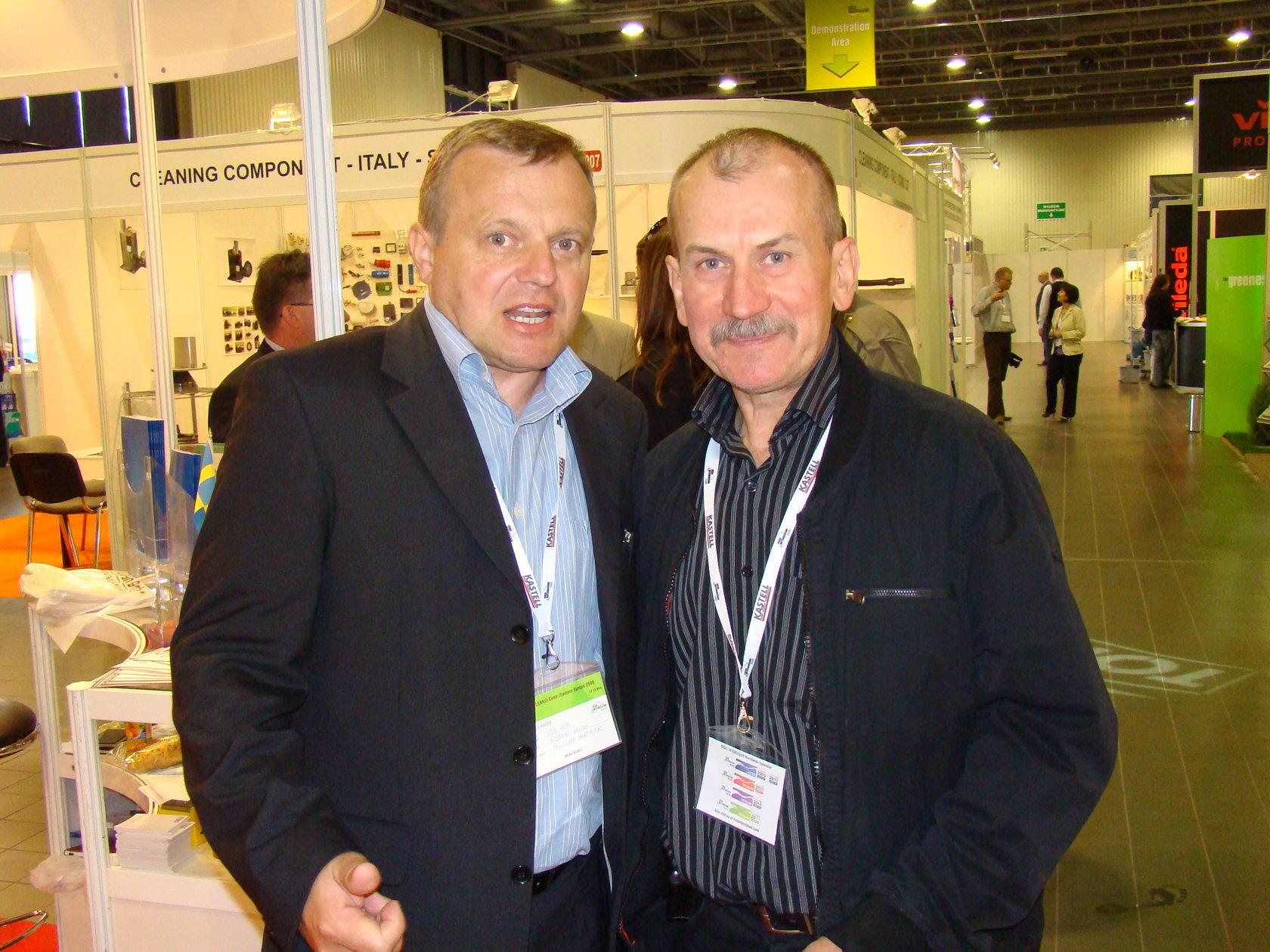ISSA Interclean 2009 23 - Galeria