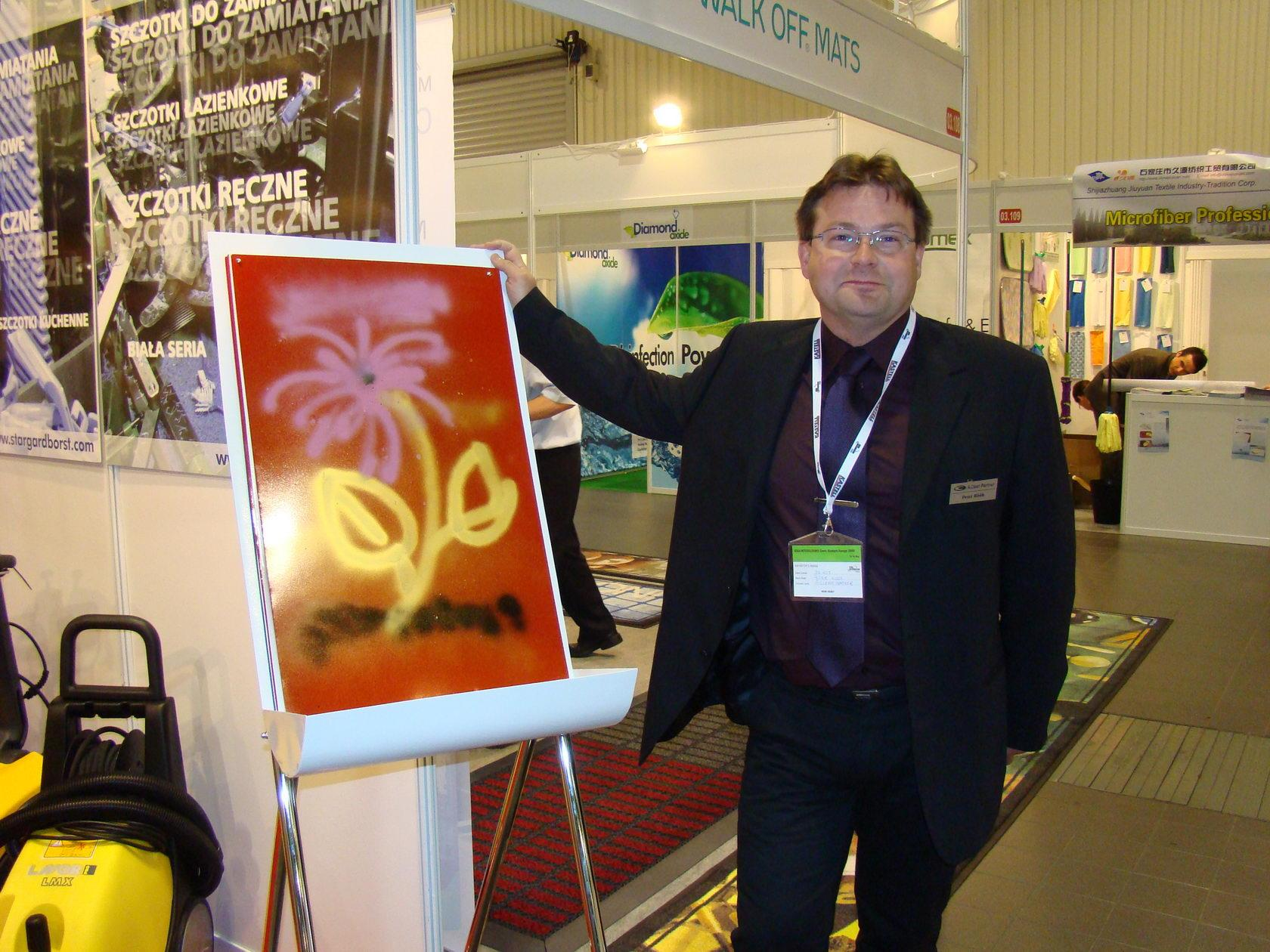 ISSA Interclean 2009 6 1 - Galeria