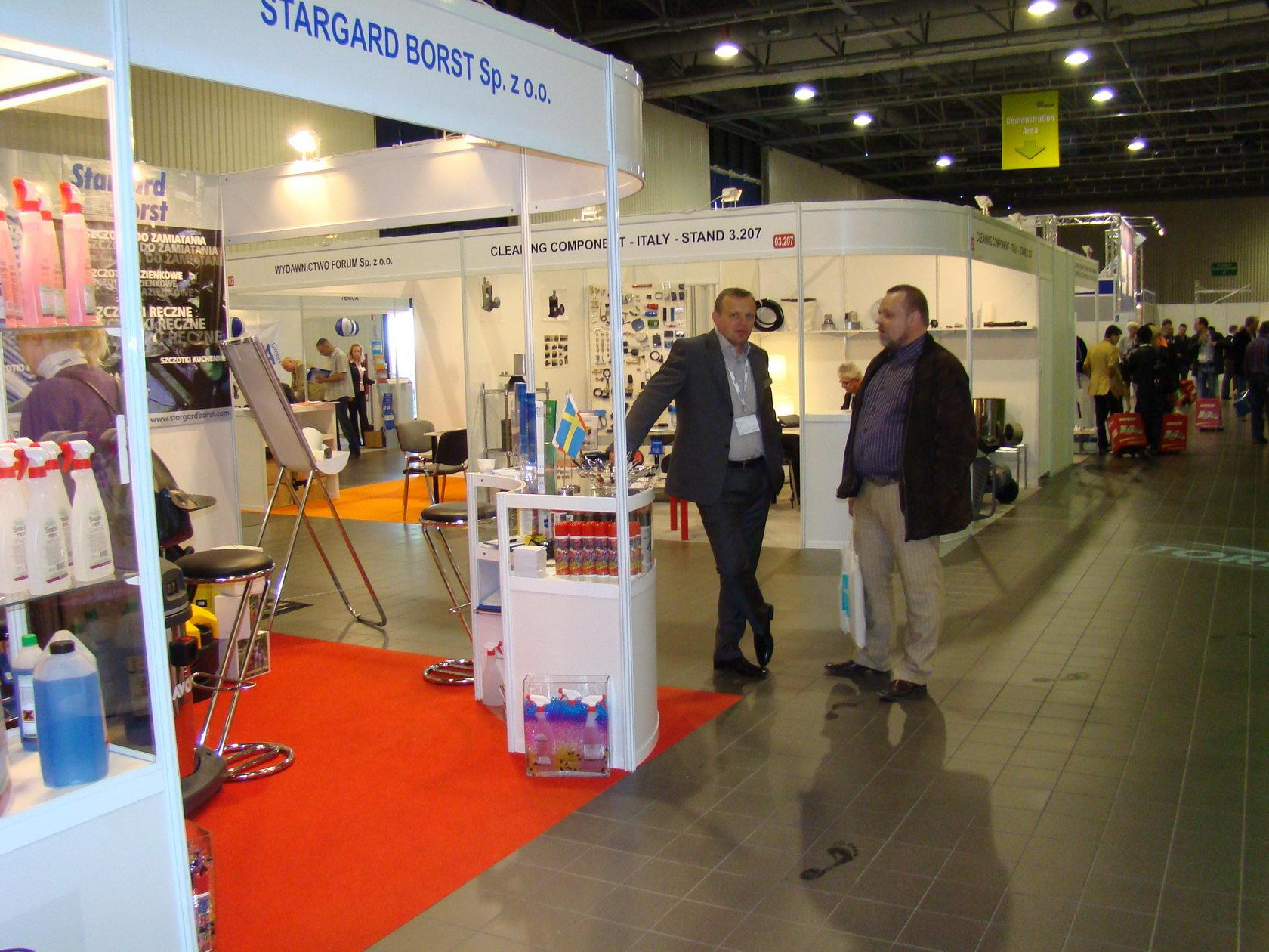 ISSA Interclean 2009 8 - Galeria