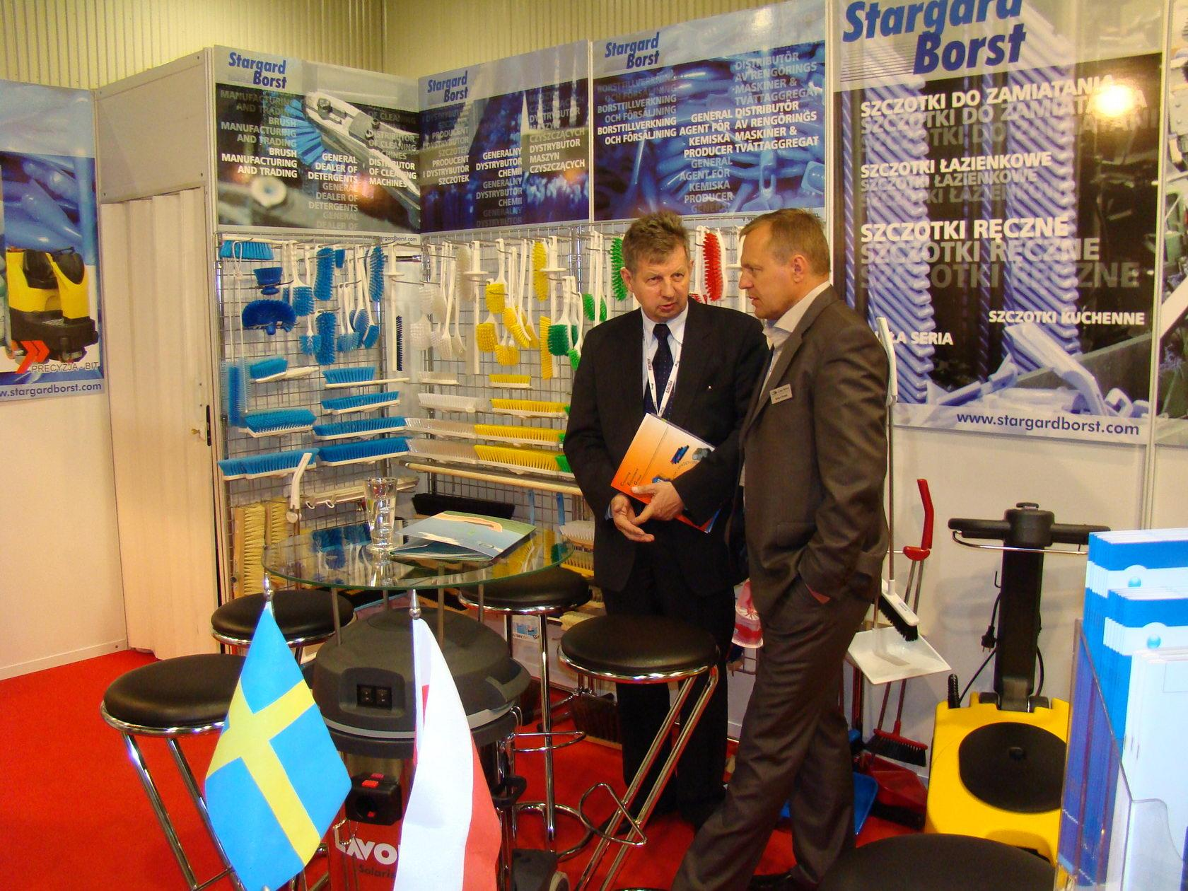 ISSA Interclean 2009 9 - Galeria