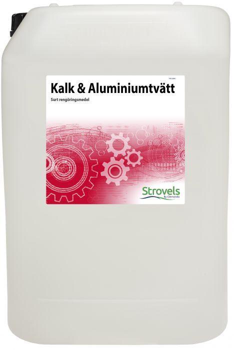 Kalk Aluminiumtvatt
