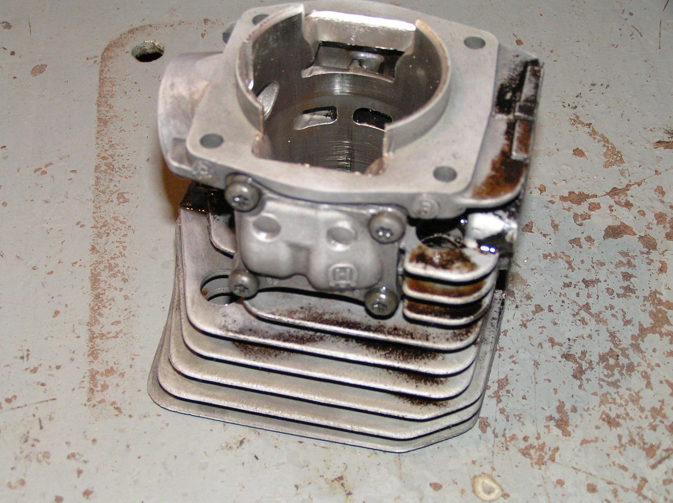 czyszczenie elementow pilarek spalinowych 2 - Photo Gallery