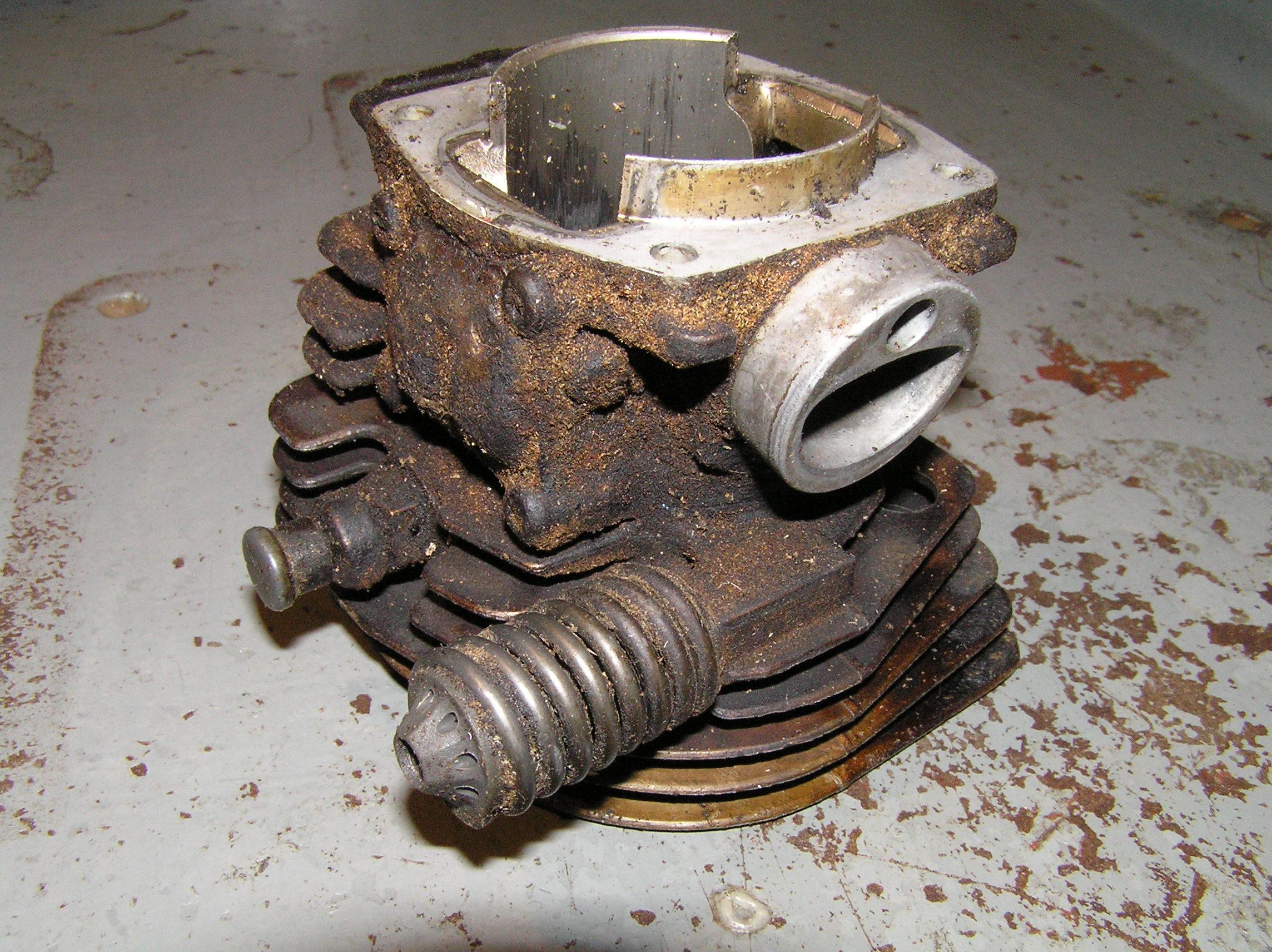 czyszczenie elementow pilarek spalinowych 3 - Photo Gallery