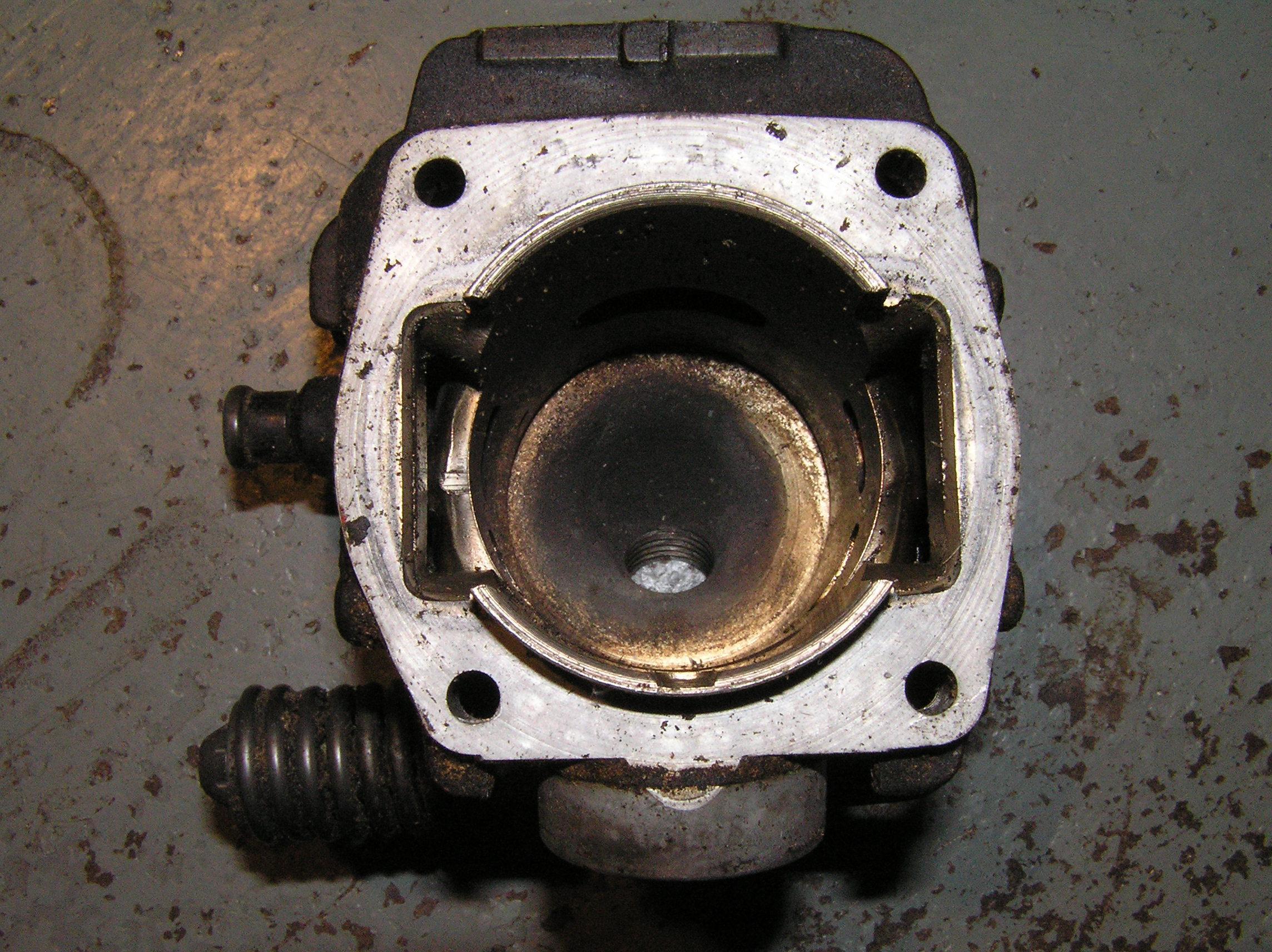 czyszczenie elementow pilarek spalinowych 8 - Photo Gallery