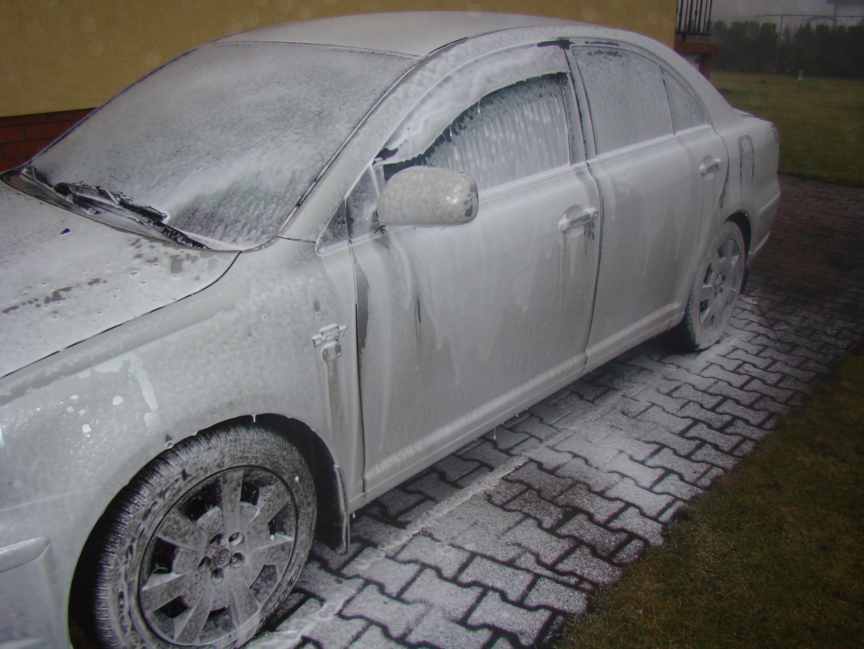 mycie samochodu Alfanol Plus 2 - Photo Gallery