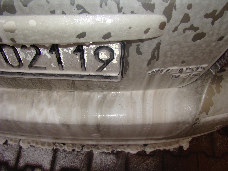 mycie samochodu Alfanol Plus 4 - Photo Gallery