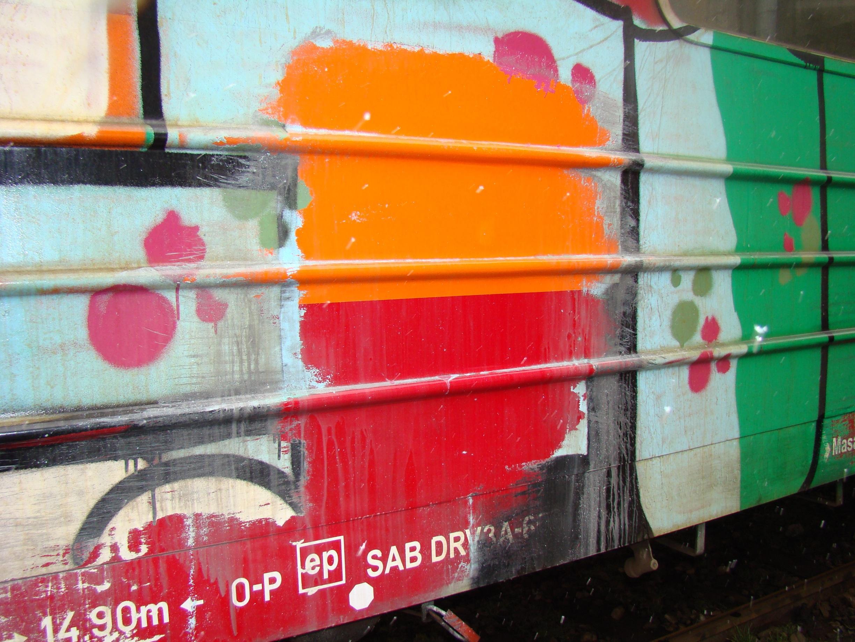usuwanie graffiti pociag 4 1 - Photo Gallery