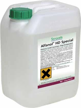 Alfanol HD Special - Alfanol HD Special
