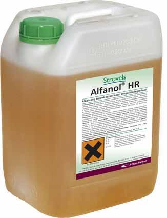 Alfanol HR - Alfanol HR