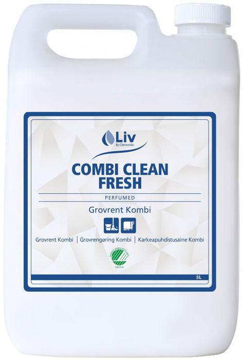 Combi clean fresh 5
