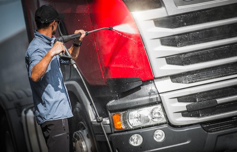 czysty samochod ciezarowy - News