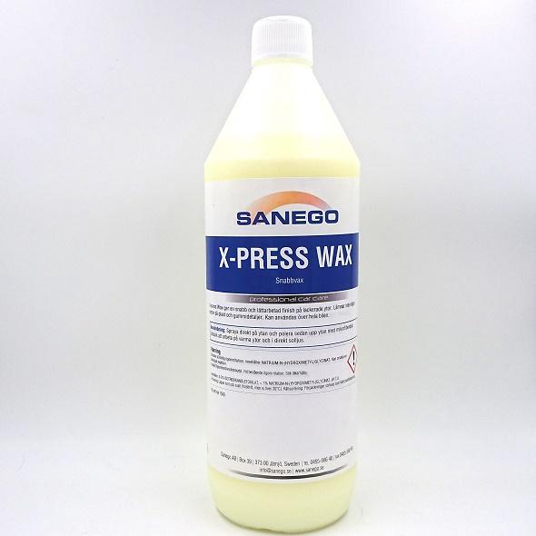 xpress wax - X-PRESS WAX