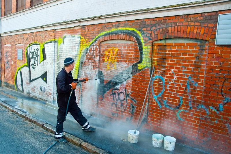 usuwanie graffiti - News